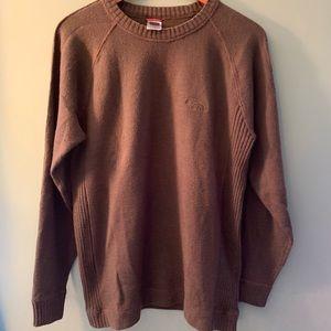 The North Face crewneck sweater